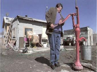 VIDEO: Native American poverty in the US   Mendota ...
